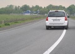 Какое наложат взыскание на водителя, выехавшего на встречку?