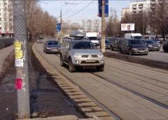 Какие возможны взыскания за неправильное пересечение трамвайных путей?