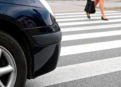 Как накажут за наезд на человека на пешеходном переходе?