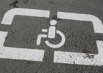 Что будет, если припарковаться на местах для инвалидов?