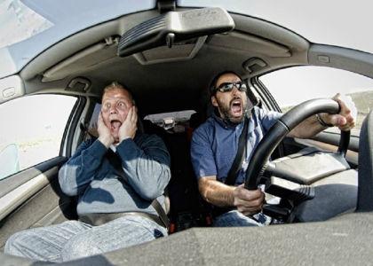 Как накажут за опасное вождение?