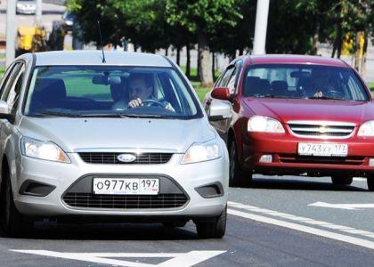 Езда по «выделенке»: когда можно ехать, а когда придётся заплатить штраф?