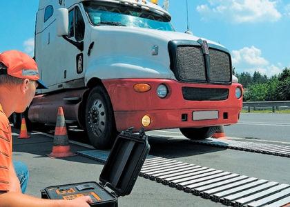 Что грозит водителю грузовика за перегруз?