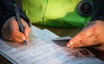 Лишение водительских прав за езду при временном ограничении на управление транспортным средством