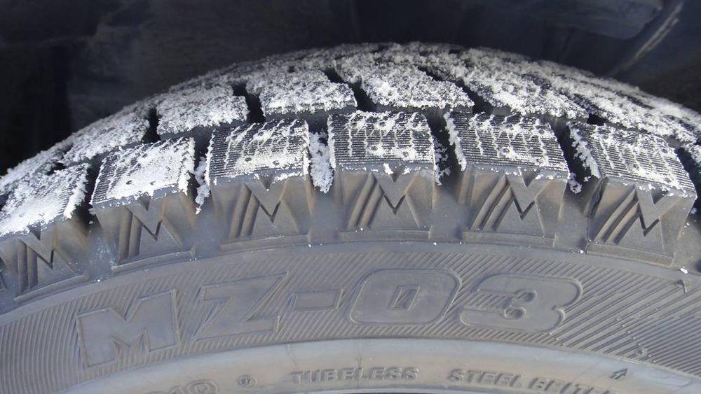 Какой штраф за разные шины на одной