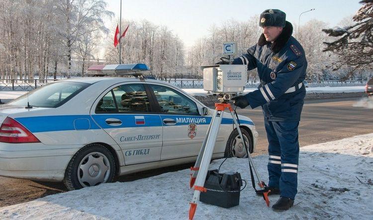 Увеличенные штрафы за нарушение ПДД в Москве и Санкт-Петербурге