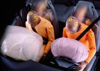 как ремень безопасности помогает при аварии