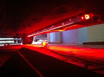 Установка подсветки днища авто