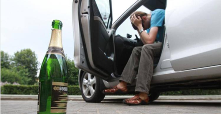 ДТП пьяный водитель